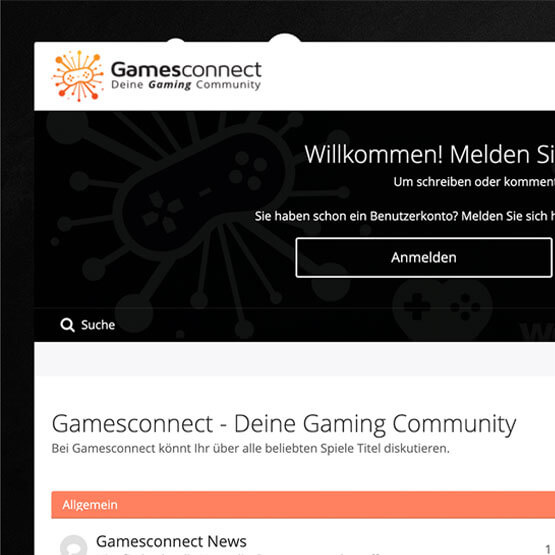 Gamesconnect